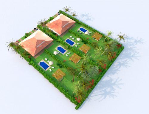 Diseño Arquitectura 3D