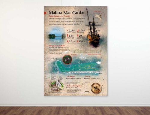 Infografía Cartel Proyecto Hotelero